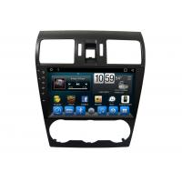 Quality Subaru Car Radio Double Din Android Car Navigation for Subaru Forester 2013 2014 wholesale