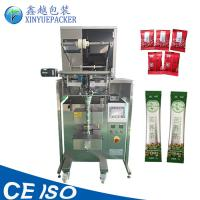 Quality Electronic Scale Feeding Vertical Packaging Machine / Tea Pouch Packing Machine wholesale