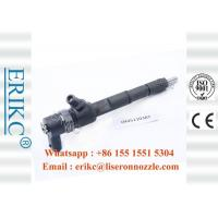 Quality ERIKC 0 445 110 367 fuel diesel injector 0445110367 bosch auto engine parts injection 0445 110 367 wholesale