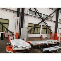 China OEM Pallet Shrink Wrap Machine , Stretch Film Wrapping Machine 18-25 Pallets / H on sale