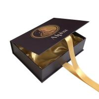 China Custom Luxury Presentation Boxes / Logo Printed Cosmetic Gift Packaging Box on sale