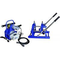 Buy cheap Manual Operation Plastic Pipe Welding Fusion Machine , Fusion Welding Equipment from wholesalers