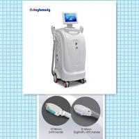 Quality Ipl & Rf Shr Hair Removal Machine Vertical Type With Two Handles Sh-1 wholesale