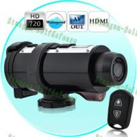 Quality Helmet Remote Control Outdoor Waterproof Sports Action Camera T-06 wholesale