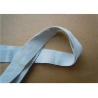 Cheap Nylon White Elastic Binding Tape Bags High Stretch Environmental for sale