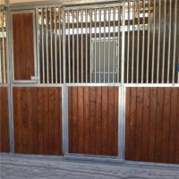 Quality Portable 3.6 M Horse Stall Panels / Metal Horse Fence For Horse Yards Pane wholesale