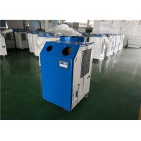 Quality Double Hose Portable Spot Air Conditioner 220V Single Phase High Efficiency wholesale