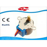 Quality Permanent Magnet High Torque Stepper Motor With Gearbox , 5 Lead Wires wholesale