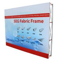 Quality 10'Wx8'H Size pop up display stands , Portable Backdrop Stand TE-4YS-0403 wholesale