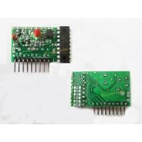 Quality 6 Channel Wireless Receiver Module, Super-Regeneration with Decoding wholesale
