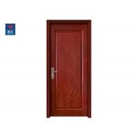 China Engineered Solid Wood Frosted Glazed Internal Door on sale