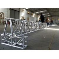 China Heavy Duty Folding Aluminum Triangle Truss 4 Millimeter Thickness Longlife Span on sale