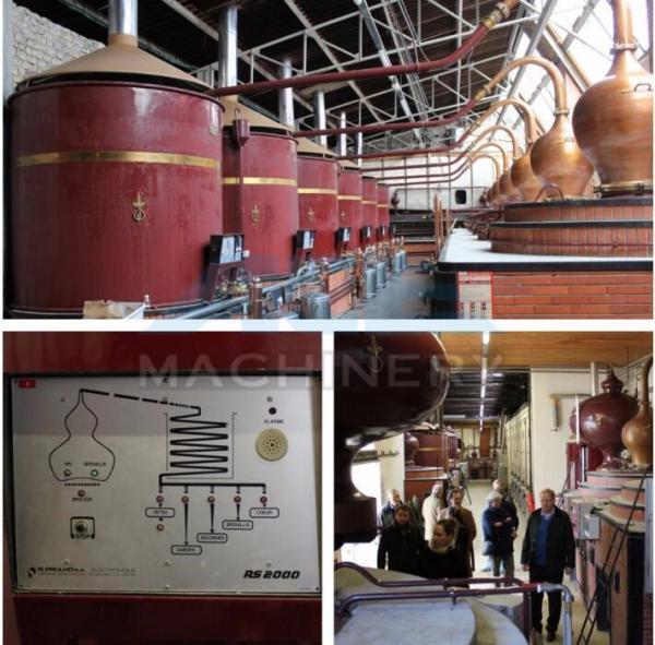Alcohol Distiller