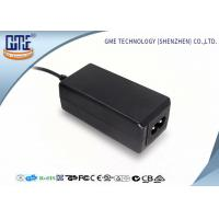 Quality Use Black 15V 1.5A AC DC Desktop Switching Power Supply With AC Cable wholesale