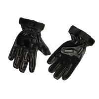Quality Black Full Finger Tactical Gloves,High quality leather,Size:S,M,L,XL wholesale