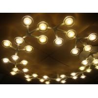 Quality Various round stars shaped Aluminum creative led light source Glasses pendant lights wholesale