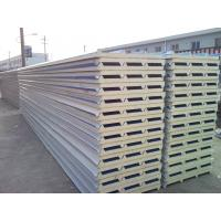 Quality Waterproof  Polyurethane Roof Sandwich Panel Color Steel Sheet wholesale