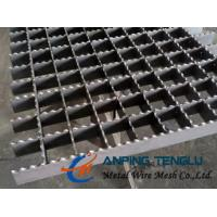 Quality Non-slip Serrated Welded Steel Grating, Used as Platforms, Walkaways, etc wholesale