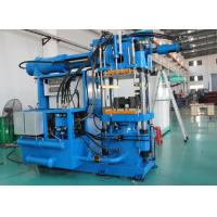 China Simple Operation Hydraulic Rubber Moulding Machine For Electronic Button Making Mould on sale