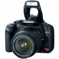 Quality Canon EOS Rebel XSi Digital SLR Camera with Canon EF-S 18-55mm IS lens (Black) wholesale