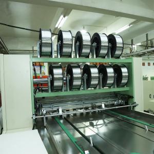 China School Student Text Book Making Machine Stitching Binding Energy Saving on sale