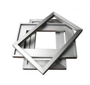 China Anodized Aluminum Solar Panel Frame , Aluminum Extrusion Profiles on sale