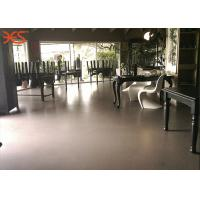 Quality Green Self Levelling Compound , Flow Automaticly Garage Floor Self Levelling Compound wholesale