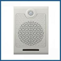 Quality COMER Warning alarm announcer mp3 loud speaker with motion sensor wholesale