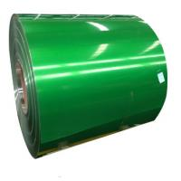 Quality 3000 Series Painted Aluminum Coil , PVDF Coated Aluminium Sheets Two Sides wholesale
