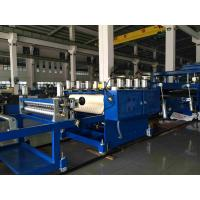 Buy cheap PVC PET Corrugated Wave Roof Tile Sheet Extrusion Machine Width 850-1050mm from wholesalers