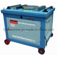 China Round Bar and Flat Bar Bending Machine Manual (dia 6-40mm) on sale