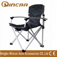 Quality Aluminum folding camping chairs / collapsible chairs for camping wholesale