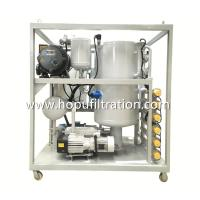 Quality FR3 Vegetable Transformer Oil Filtration Plant, Silicon Oil Purifier, Processing  FR3 fire-resistant green dielectric wholesale