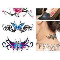 Quality Long Lasting Removable Body Tattoo Body Art Temporary Tattoo Sticker wholesale