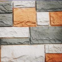 Quality New Modern Home Idea 3D Interior Decoration Faux Culture Stone Wall Panel 7011 wholesale