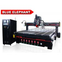 Quality 2040 Auto Tool Changer CNC Oscillating Knife Spindle Sander Tool Blade Roll Paper Cutting Machine wholesale