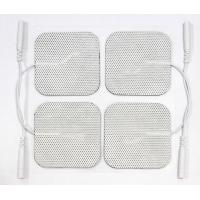 Quality Custom Nerve Stimulator Self-Adhesive Electrode Pads , TENS Machine Electrodes For Treatment wholesale