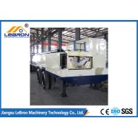 Quality 2018 new type No-Girder Arch Roof Roll Forming Machine CNC Control Automatic Type forming machine China supplier wholesale