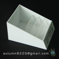 Quality BO (107) acrylic card cases wholesale