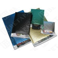 Quality High Gloss Recycled Metallic Bubble Mailer 6 x 10 Bubble Mailers wholesale