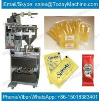 Quality Small scale automatic vertical honey packing machine price for small family business wholesale