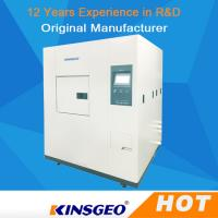 Buy cheap Electronic Xenon Arc Lamp Tester / Rubber Aging Testing Machine with SUS304 stainless steel Materials from wholesalers