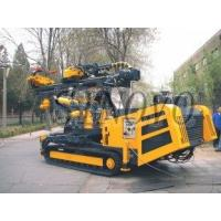Cheap Hydraulic Crawler Drills Compact Size For Speed Adjusting with  360° in horizontal direction for sale