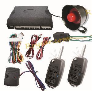 Quality 1 Way Car Security Alarm, with Keyfob wholesale