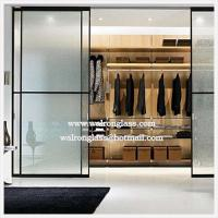 China buy residential sliding glass doors on sale