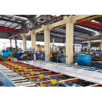 China 10 Ton/Day Aluminum Extrusion Line Handling Table on sale