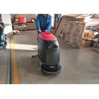 China Safety Seats Industrial Floor Cleaning Machines For Workshop / Automatic Floor Scrubber on sale