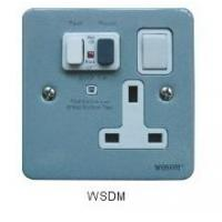 Quality Wsdm Switched Rcd Protected Socket wholesale