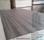 Quality Ebony Fancy Plywood 1220 x 2440mm wholesale