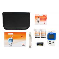 Quality SAFE-ACCU2 Blood Glucose Monitor , Diabetes Check Machine Concave Nib 2 OEM For Pharmacy wholesale